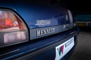 Wizard Classics Renault Clio Williams 22