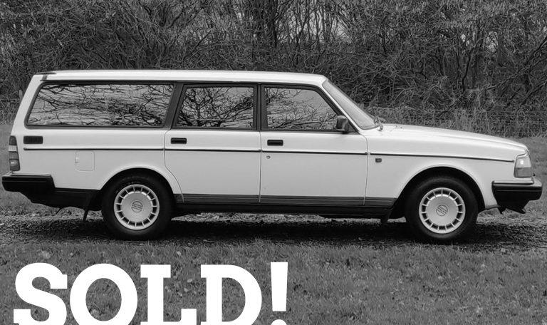Wizard Classics Volvo 240 Estate