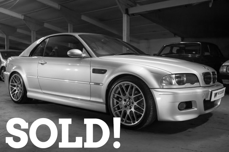 wizard bmw e46 m3 sold