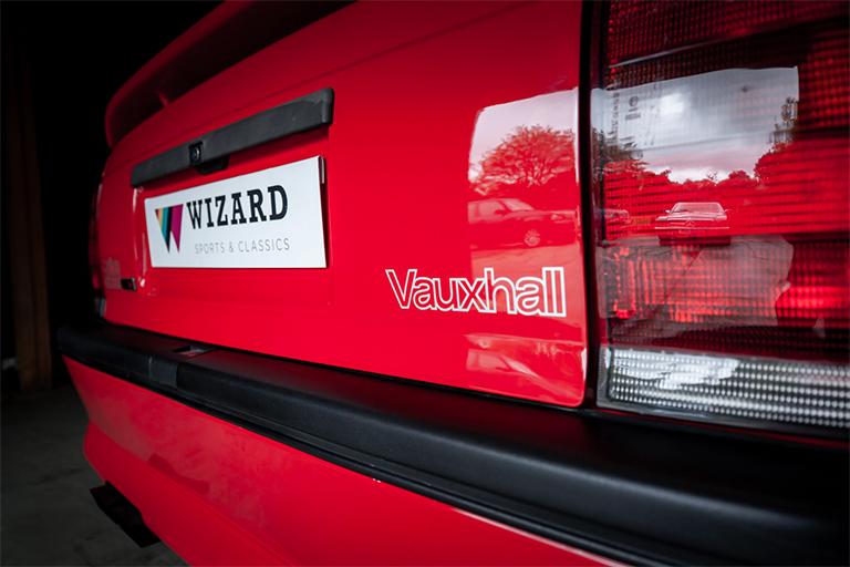 vauxhall carlton 3000gsi for sale wizard classics 0025 Vauxhall Carlton 22