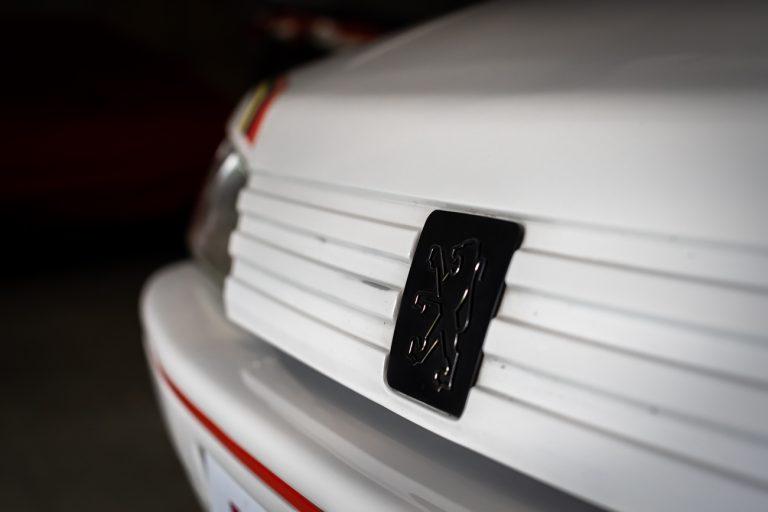 106 Rallye White 19