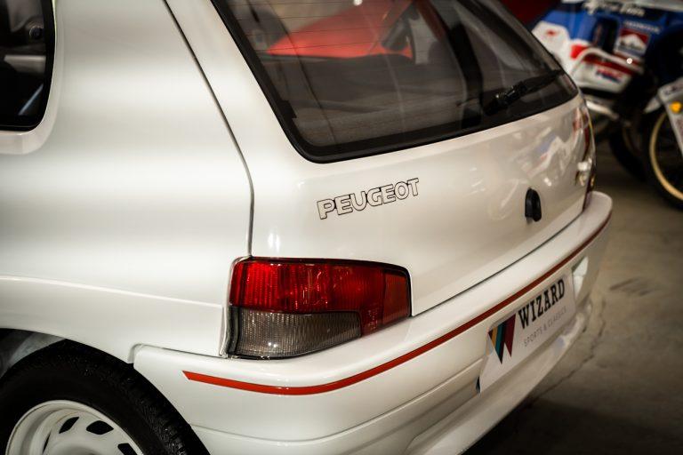 106 Rallye White 20
