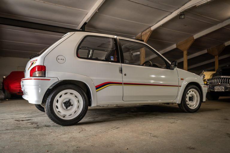 106 Rallye White 25