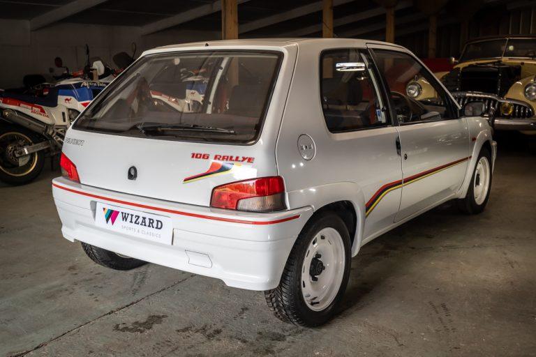 106 Rallye White 26