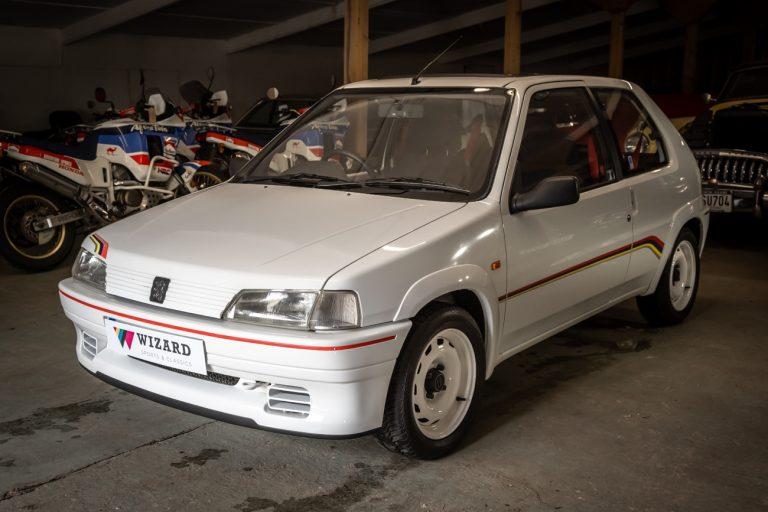 106 Rallye White 5