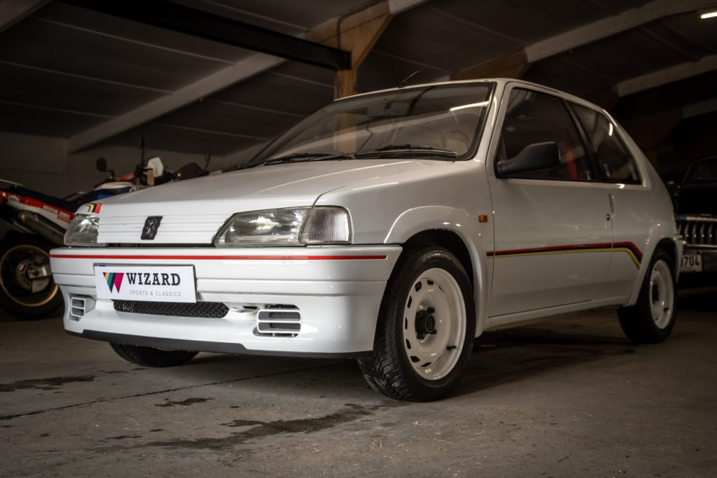 106 Rallye White 6