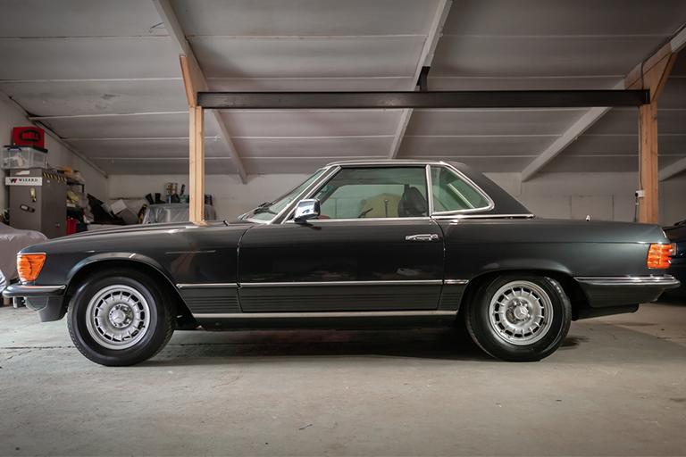1985 mercedes benz 380sl wizard classics 0000 Mercedes SL