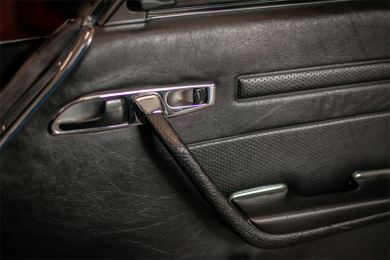 1985 mercedes benz 380sl wizard classics 0002 Mercedes SL 47
