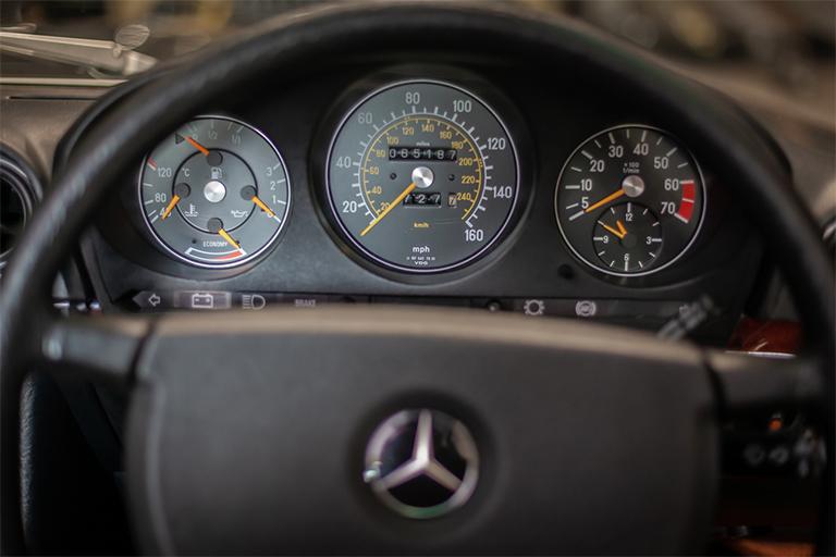 1985 mercedes benz 380sl wizard classics 0005 Mercedes SL 44