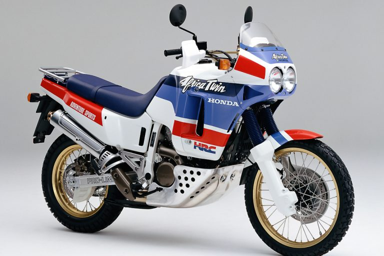 Honda Africa Twin 001 Honda
