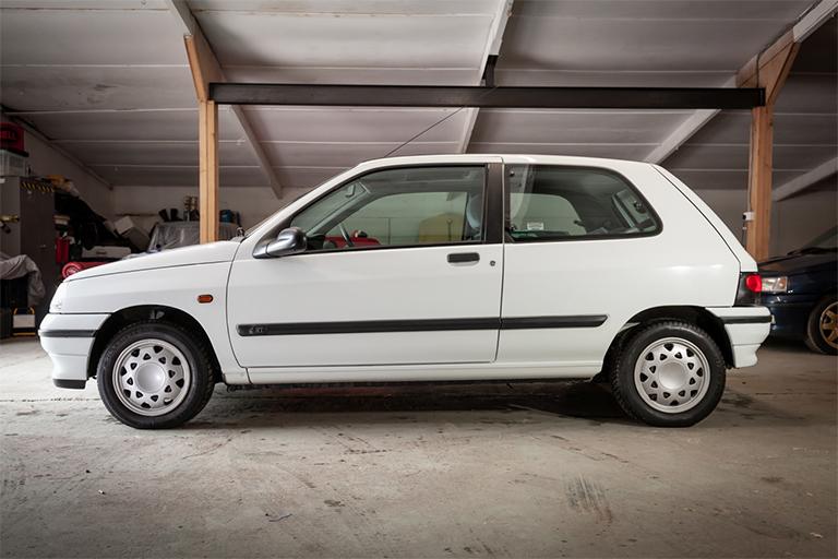 Renault Clio MK1 Auto Wizard Classics 0014 Clio 1.4 White 25