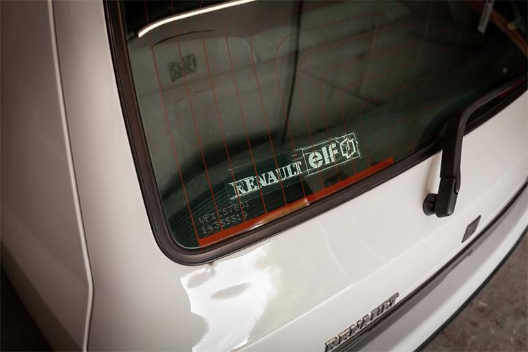 Renault Clio MK1 Auto Wizard Classics 0027 Clio 1.4 White 12
