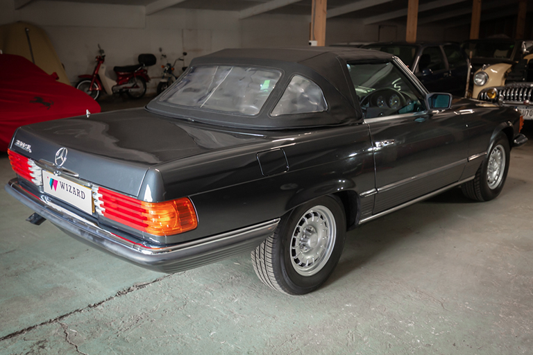 mercedes benz 380sl for sale 0014 Mercedes SL 66