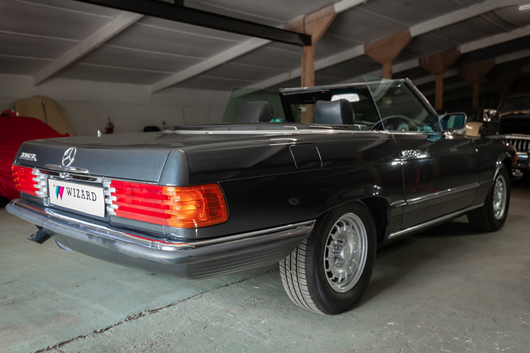 mercedes benz 380sl for sale 0025 Mercedes SL 55