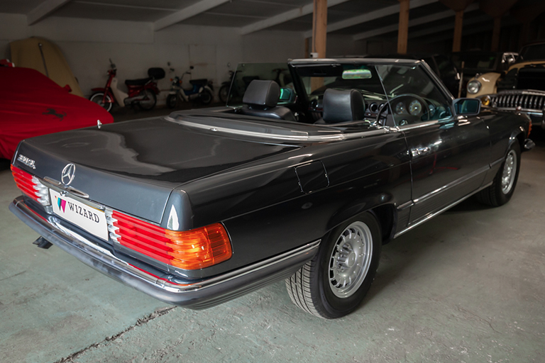 mercedes benz 380sl for sale 0026 Mercedes SL 54