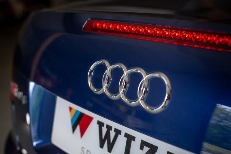 Audi RS4 50