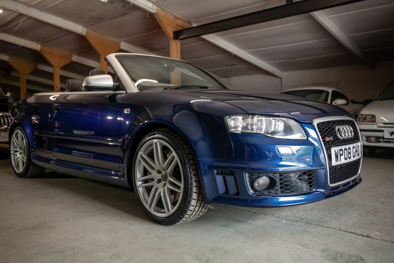 Audi RS4 58