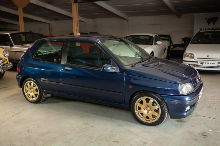Clio Williams 3