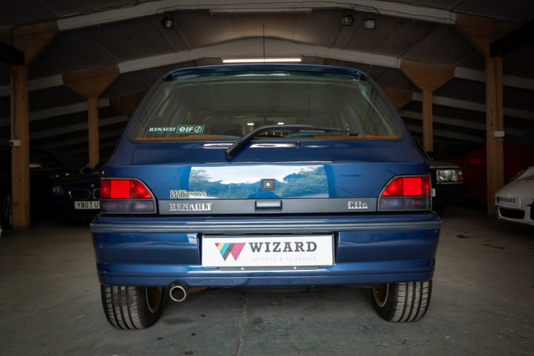 Clio Williams 35