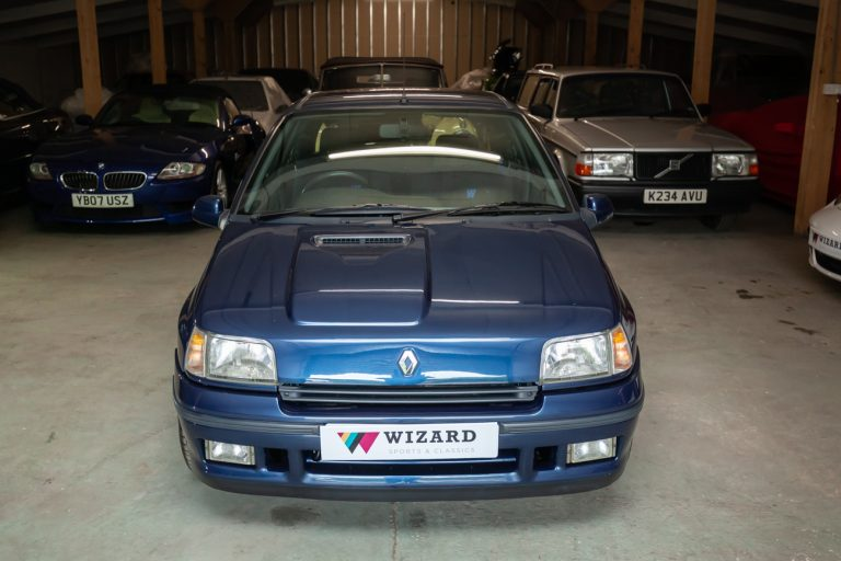 Clio Williams 7