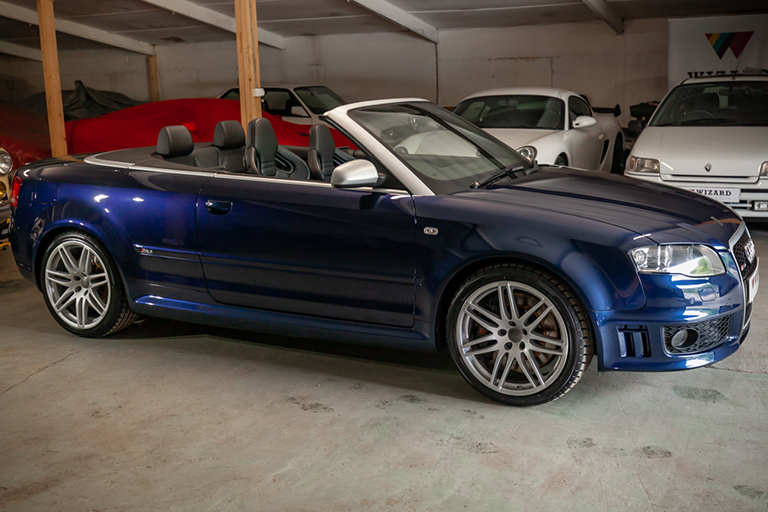 wizard classics audi rs4 convertible for sale 0003 Audi RS4 60