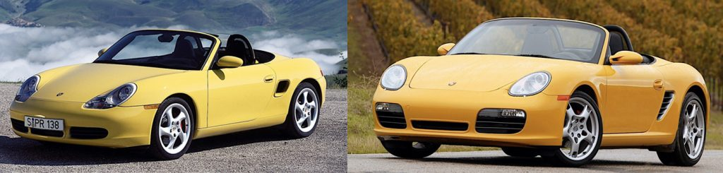 wizard classics history of the boxster