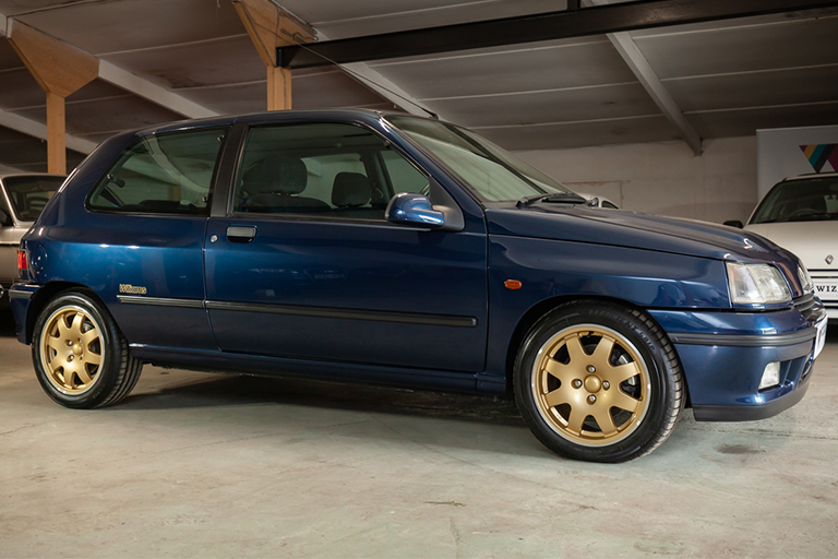 wizard sports and classics renault clio williams 1 0064 Clio Williams 4
