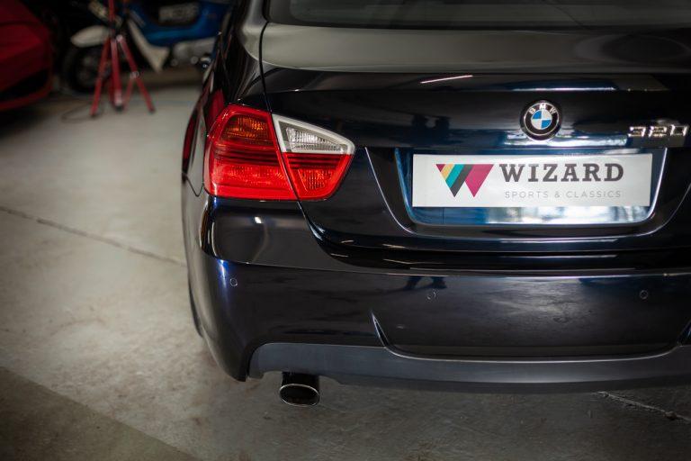 BMW 320SI 9