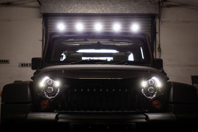 Jeep Eagle Eye 81
